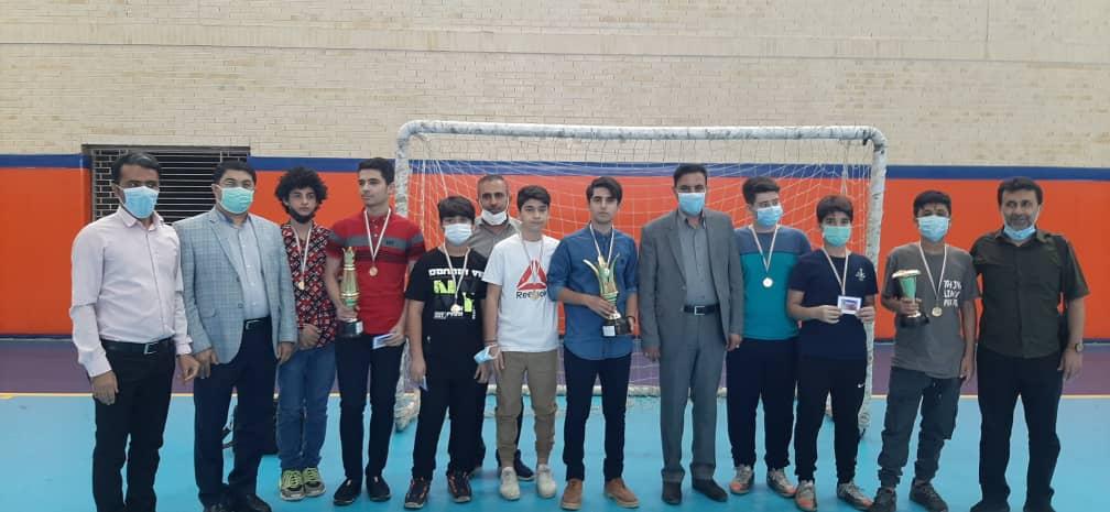 کسب یک مقام قهرمانی و نایبقهرمانی تیمی توسط ورزشکاران شرکت کشت و صنعت  دعبل خزاعی